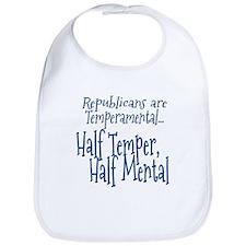 Republicans are Temperamental Bib