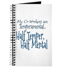 Co-Workers are Temperamental Journal