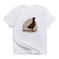 Flying Flight Red Pigeon Infant T-Shirt