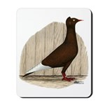 Flying Flight Red Pigeon Mousepad