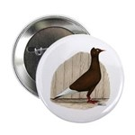 """Flying Flight Red Pigeon 2.25"""" Button"""
