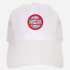 Please Use Caution... I Have Food Allergies! B Baseball Baseball Cap