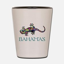 Cute Bahamas Shot Glass