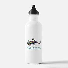 Unique Bahamas Water Bottle