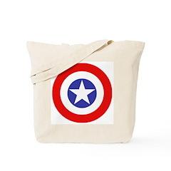 Star Target Tote Bag