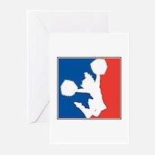 Cheerleader Greeting Cards (Pk of 10)