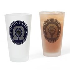 Omega Sector Drinking Glass