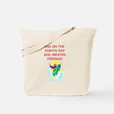 pierogis Tote Bag