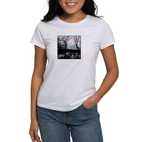 Nature Scene Women's T-Shirt