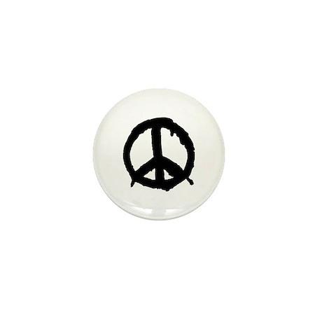 Peace Mini Button (10 pack)