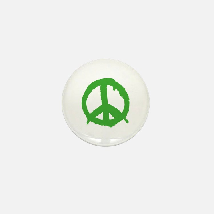 Peace Mini Button
