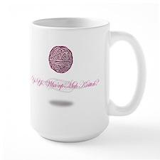 Yo Yo Whassup My Knittah Mug