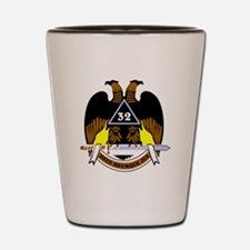Scottish Rite (Color) Shot Glass