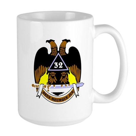 Scottish Rite (Color) Large Mug