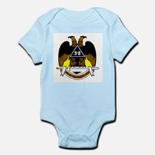 Scottish Rite (Color) Infant Bodysuit
