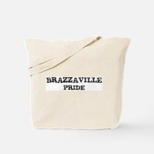 Brazzaville Pride Tote Bag