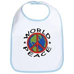 World Peace Bib