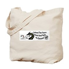 Dragon Sling 108B Tote Bag