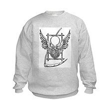 3rd Degree - Hourglass & Scyt Sweatshirt