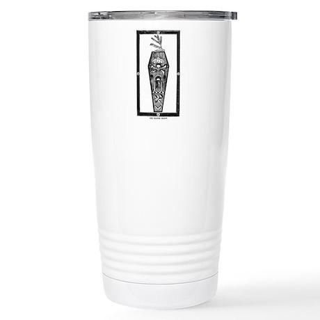Master Mason Stainless Steel Travel Mug