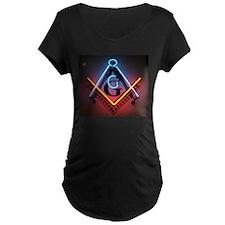 Neon Blue Lodge T-Shirt