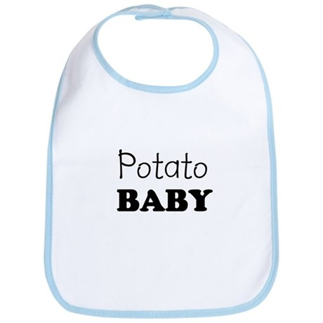 Potato baby Bib