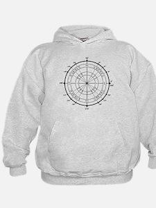 Math Geek Unit Circle Hoodie