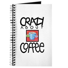 Crazy About Coffee Journal