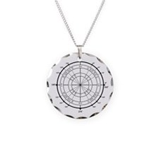 Math Geek Unit Circle Necklace