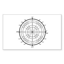 Math Geek Unit Circle Decal