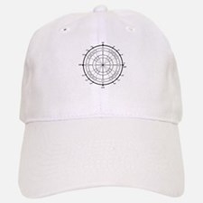 Math Geek Unit Circle Baseball Baseball Cap