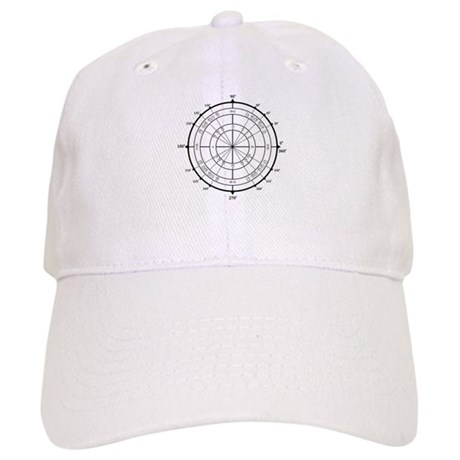 Math Geek Unit Circle Cap