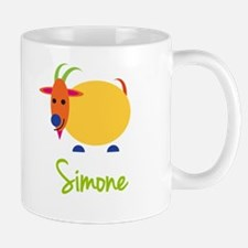 Simone The Capricorn Goat Mug