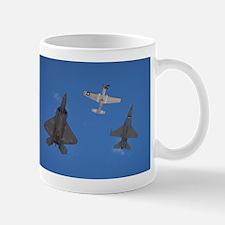 Tomcat fighter jet Mug