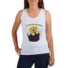 I Love My Groomer Women's Tank Top