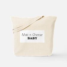Mac n Cheese baby Tote Bag