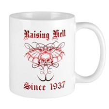 Raising Hell Since 1937 Mug