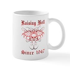Raising Hell Since 1947 Mug