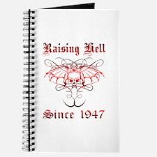 Raising Hell Since 1947 Journal