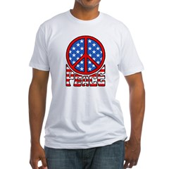 Peace Stars and Stripes Shirt