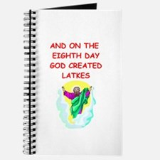 latkes Journal
