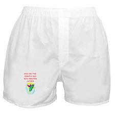 latkes Boxer Shorts