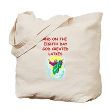 latkes Tote Bag