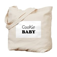 Cookie baby Tote Bag