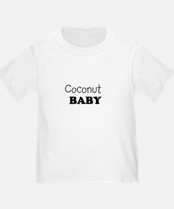 Coconut  baby T