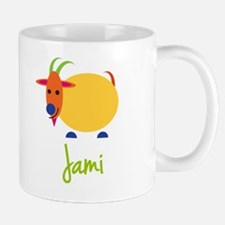 Jami The Capricorn Goat Mug