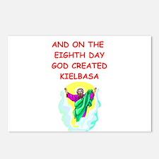 kielbasa Postcards (Package of 8)