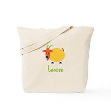 Lenore The Capricorn Goat Tote Bag