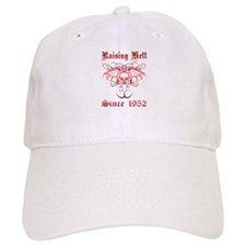 Raising Hell Since 1952 Baseball Cap