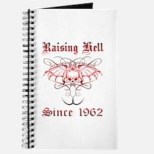 Raising Hell Since 1962 Journal